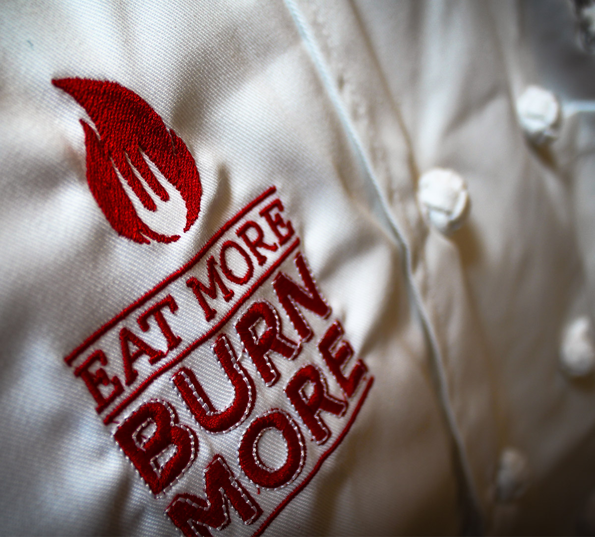 Eat More Burn More