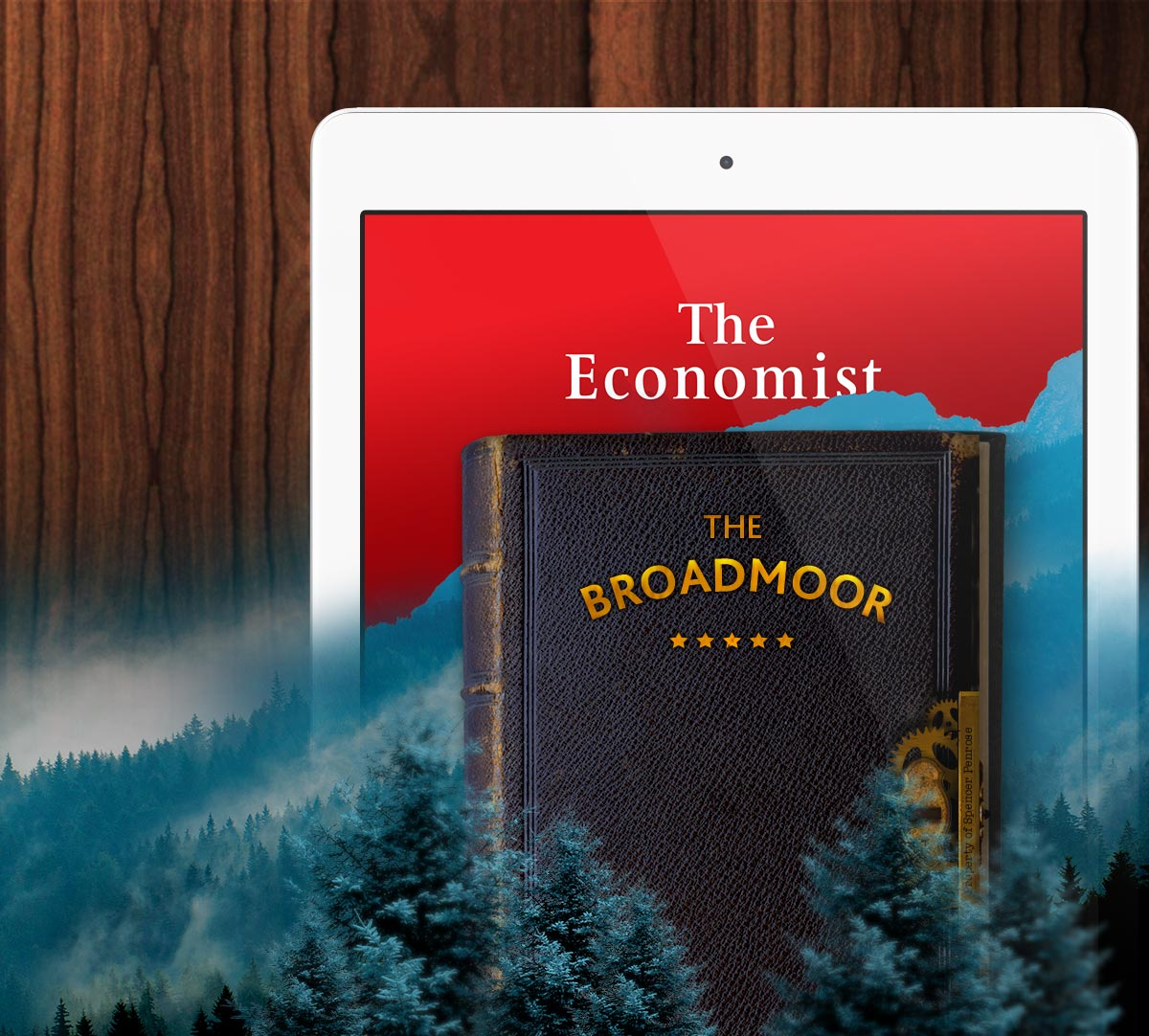 The Broadmoor Economist App