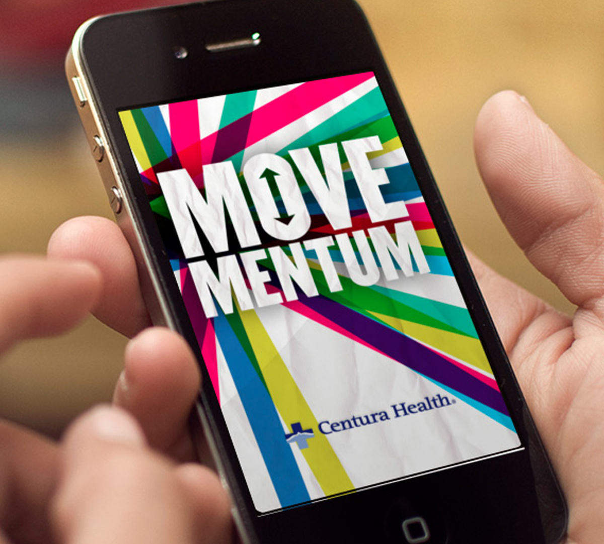 Centura Health Movementum App